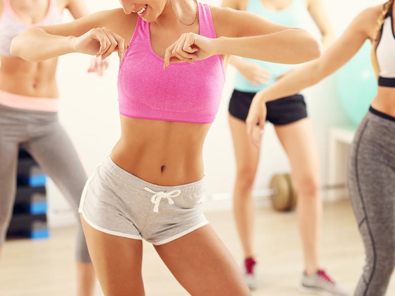 Zumba Fitness, allenamento e salute in allegria